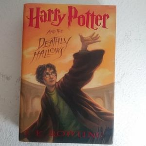 Harry Potter ans the Deathly Hallows Big Book